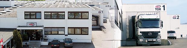 Alfa GmbH - Bestellvorgang