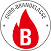 Euro-Brandklasse B-s1, d0