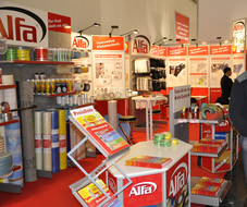 Messestand Bau 2013