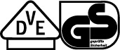 VDE/ GS geprüft