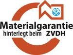 Materialgarantie hinterlegt beim ZVDH