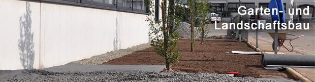 Professionelle Produkte für Garten- & Landschaftsbau