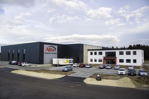 Anfahrt zur Alfa GmbH in Westhausen