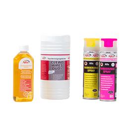 Reinigung & Sprays