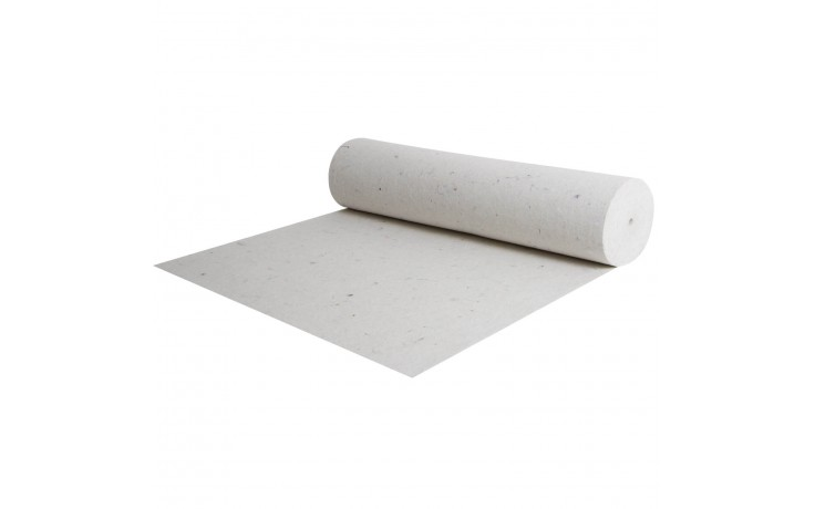 Saugfähiges, atmungsaktives, rutschhemmendes Abdeckvlies mit 360 g/m²