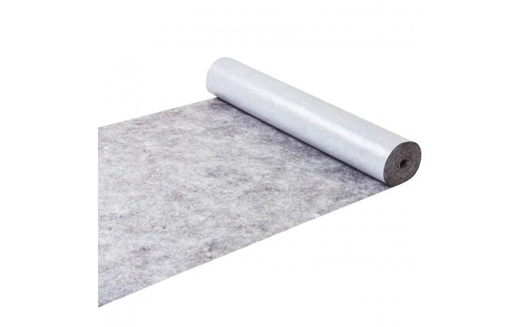 PROFI-Malervlies mit spezieller Spinnvlies Beschichtung und 220 g/m² Flächengewicht zum professionellen Schutz von Böden und anderen Oberflächen.