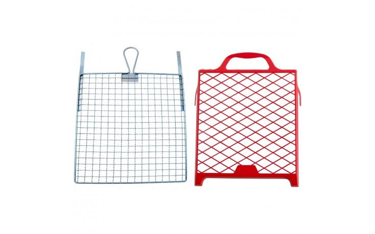 Abstreifgitter aus Metall oder Kunststoff für Walzen bis 25 cm