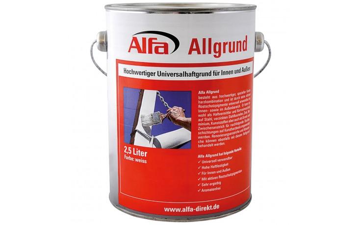 771 Alfa Allgrund für den Innen- und Außenbereich.