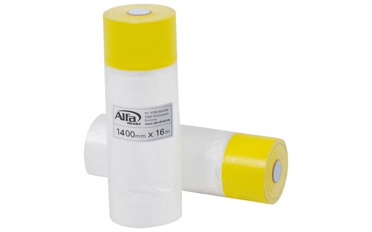 Hoch UV-beständiges PROFI Betonband mit HDPE-Schutzfolie