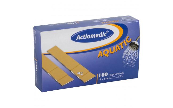 Wasserfeste, atmungsaktive und elastische Fingerpflaster - auch für Personen mit empfindlicher Haut.