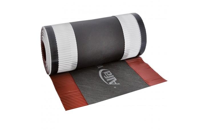 Dachzubehör Firstrollen in Farbvarianten rot, braun, karminrot, schwarz, titanzink