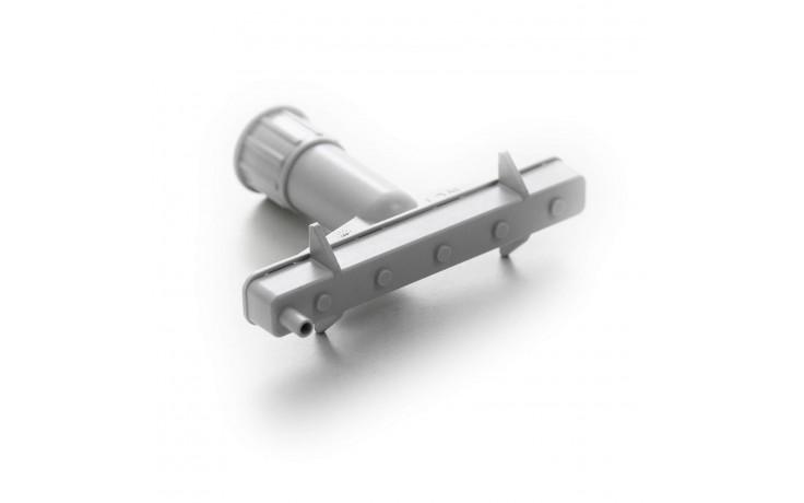Flache Kunststoff-Düse für PE-Kartuschen zum bessern Dosieren von Silikon, Acryl, etc.