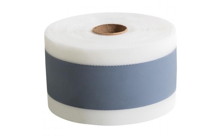 Gewebearmiertes, elastisches Dichtband für Flüssigfolien