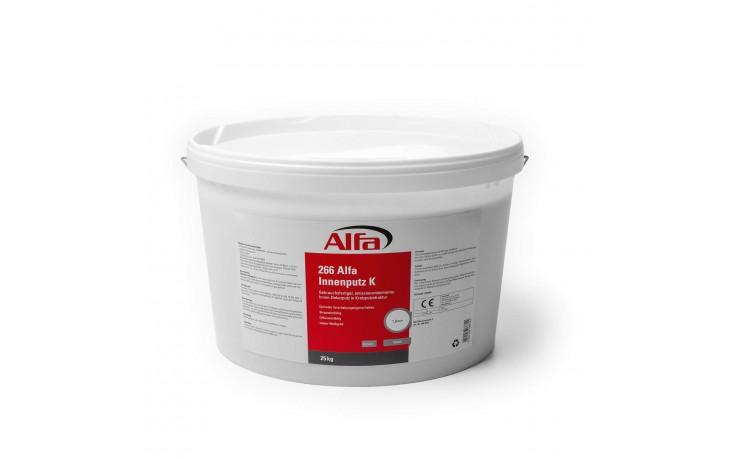 Alfa Innenputz Reibeputzstruktur 1,5 mm 25 kg