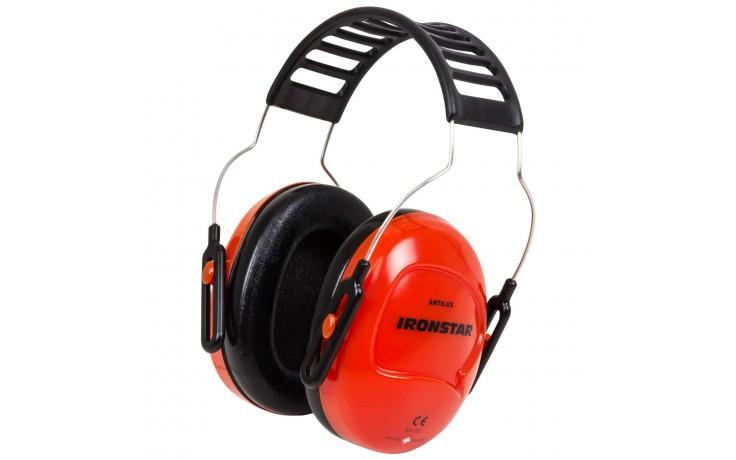 Profi Kapselgehörschutz mit Schutz bis zu 28 dB