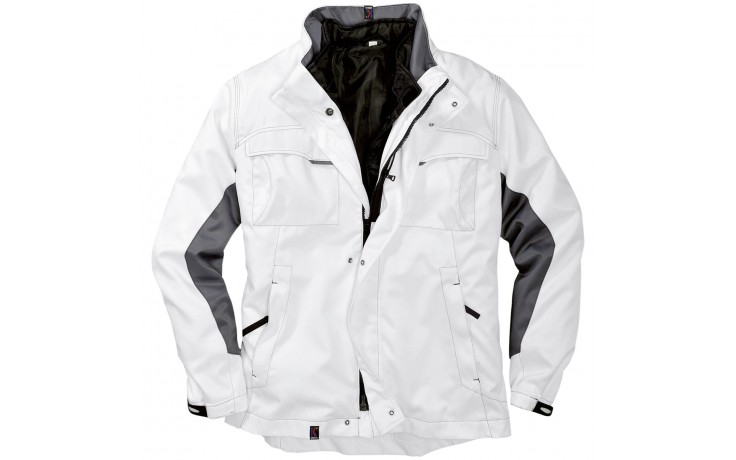 970 Kübler pulsschlag Softshell-Jacke Farbe weiß