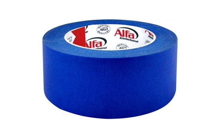 Alfa Blue Tape mit hoher UV-Beständigkeit für den Außenbereich