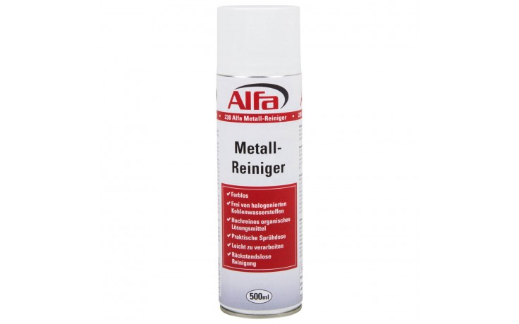 Multifunktionaler organischer Metall Reiniger