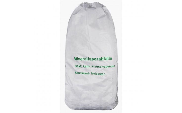 Mineralwollsäcke aus extrem stabilem Bändchengewe zum Transport und zur Entsorgung von Minerallwolle