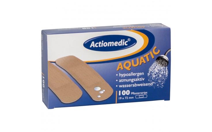 Atmungsaktive und elastische Allround-Pflaster mit wasserfester Beschichtung für einen zuverlässigen Halt bei der Arbeit.