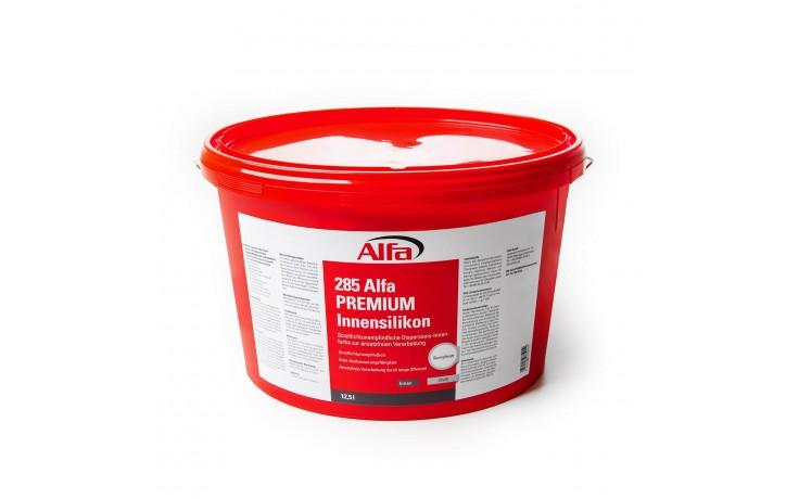 Alfa PREMIUM Innensilikon (Dispersions-Innenfarbe)