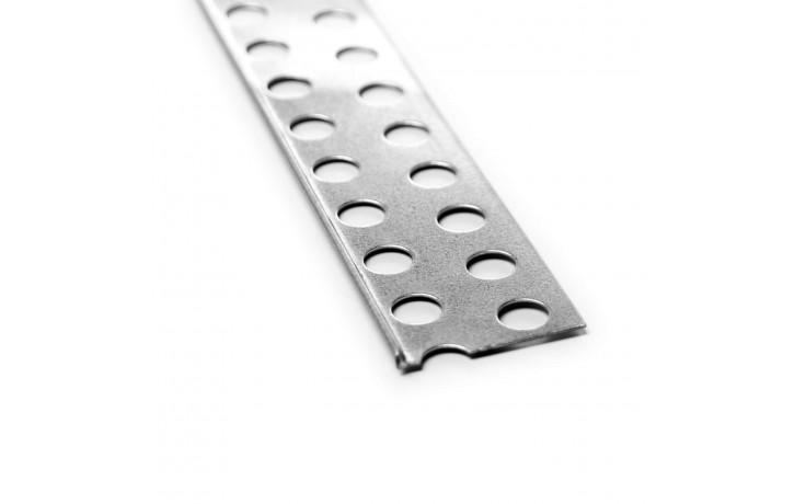 Besonders stabiles Putzabschlussprofil für den Innenputz