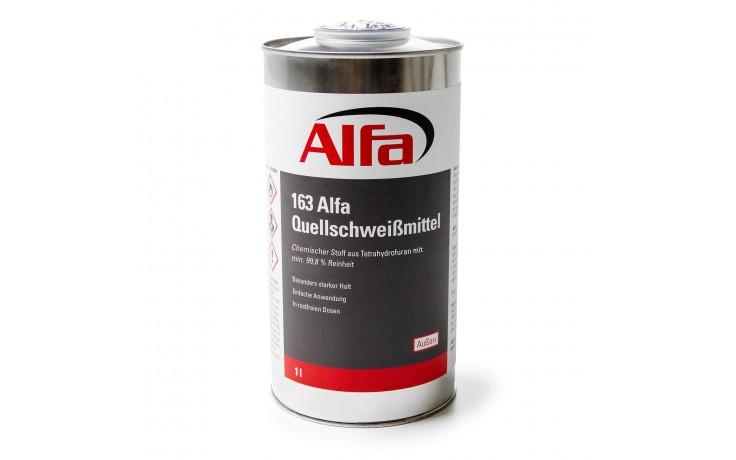 Quellschweißmittel 1 Liter zum Verbinden von Schweißbahnen