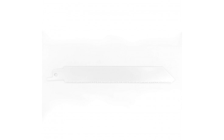 Säbelsägeblatt für winkelgenaue Schnitte in Metall, Stahl und Kunststoff