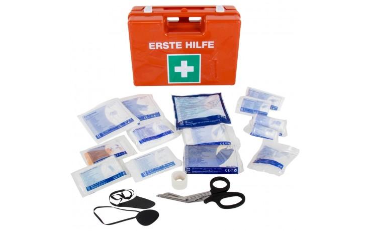 Erste-Hilfe Verbandkoffer nach DIN 13 169