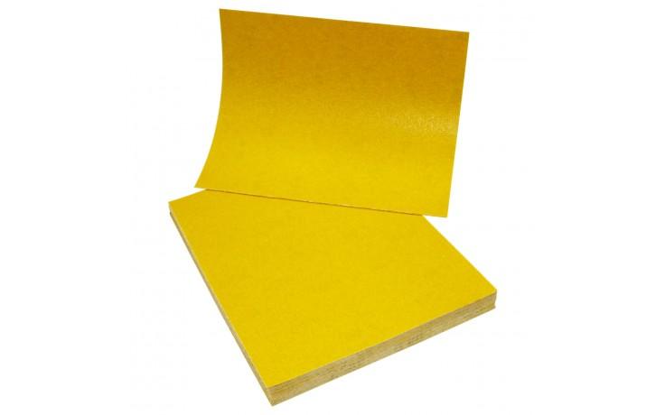 683 Alfa Schleifpapier BLÄTTER - Flexible, reißfeste Schleifpapier Bögen