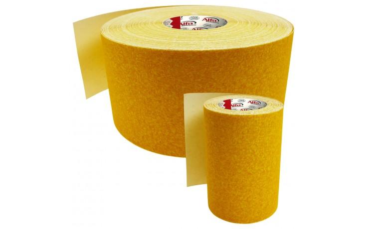 682 Alfa Schleifpapier Rolle - Flexibles, reißfestes Schleifpapier auf Rolle