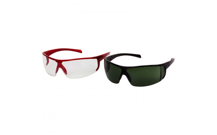 Alfa Univet Schutzbrille Anwendung
