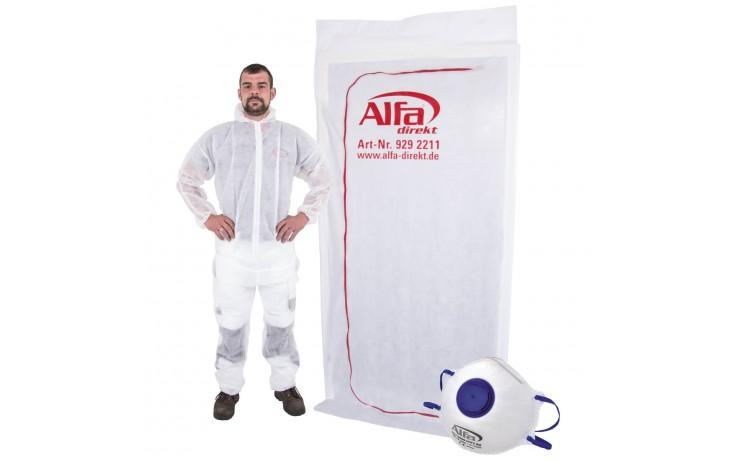 804 Alfa Staubschutzset