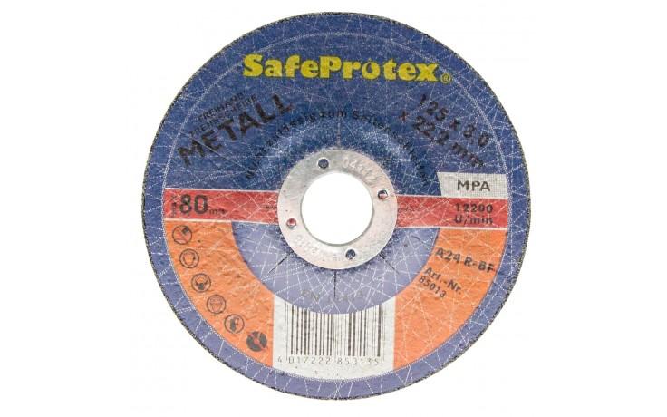 Metall Trennscheibe zum schnellen und präzisen Trennen von Platten, Seilen, Rohren und Blechen für alle gängigen Winkelschleifer