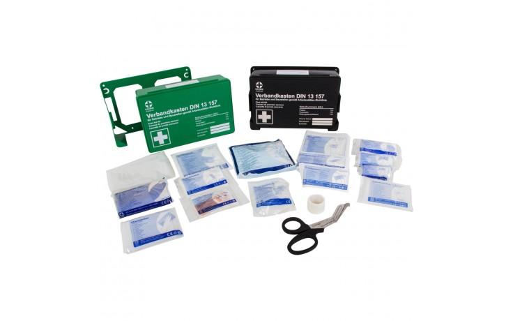 Kompakter Erste-Hilfe Verbandkoffer nach DIN 13 157