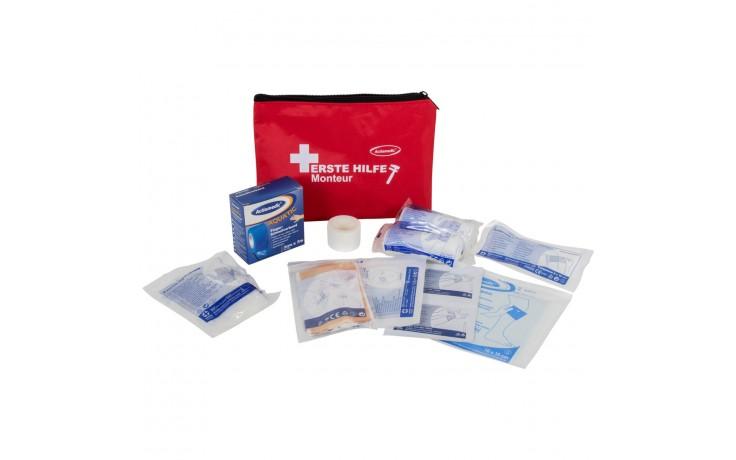 Erste-Hilfe Verbandtasche aus robustem Nylon