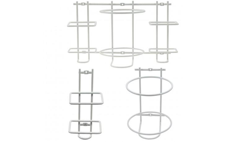Wandhalter für Handreinger und Handcreme