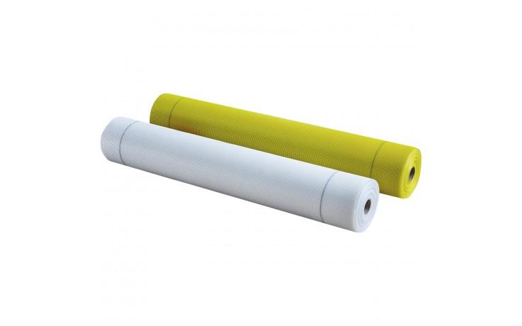WDVS-Gewebe in weiß oder gelb zur Rissüberbrückung bei Fassadenputzes