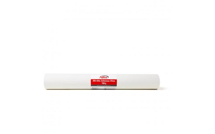 Glattvlies mit besonders gleichmäßiger Oberfläche und 150 g/m²