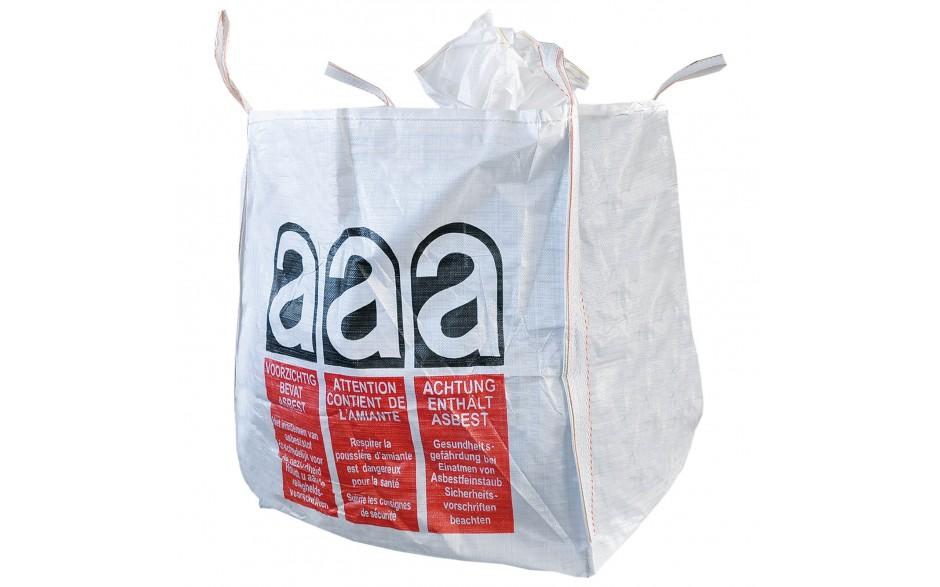 alfa big bag asbest speziell f r die asbestsanierung. Black Bedroom Furniture Sets. Home Design Ideas