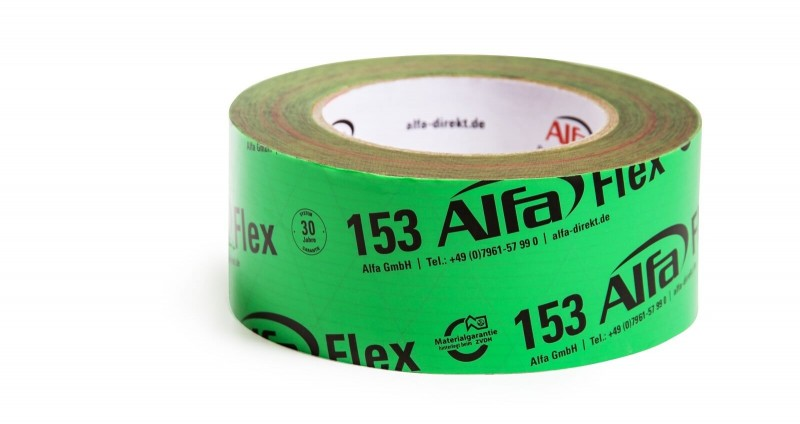 153 Alfa Flex (flexibles Folienklebeband)