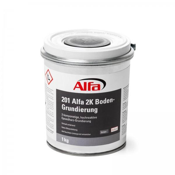 201 Alfa 2K Boden-Grundierung