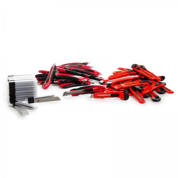 804 Alfa Cuttermesser & Klingen Set