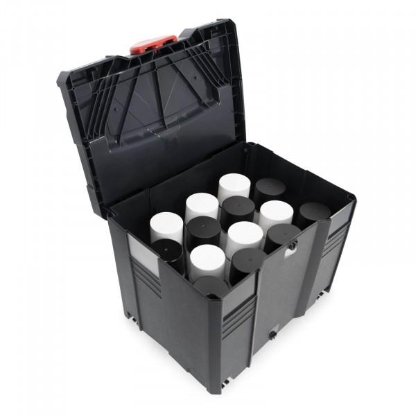 7040 Alfa Systemkoffer-Konfigurator für Dosen