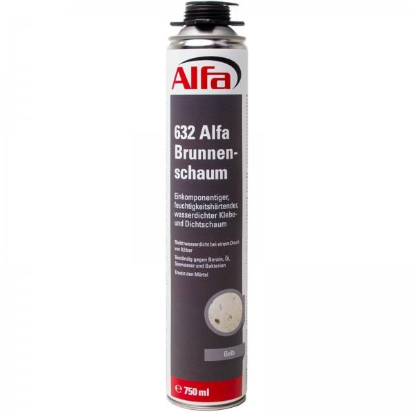 632 Alfa Brunnenschaum