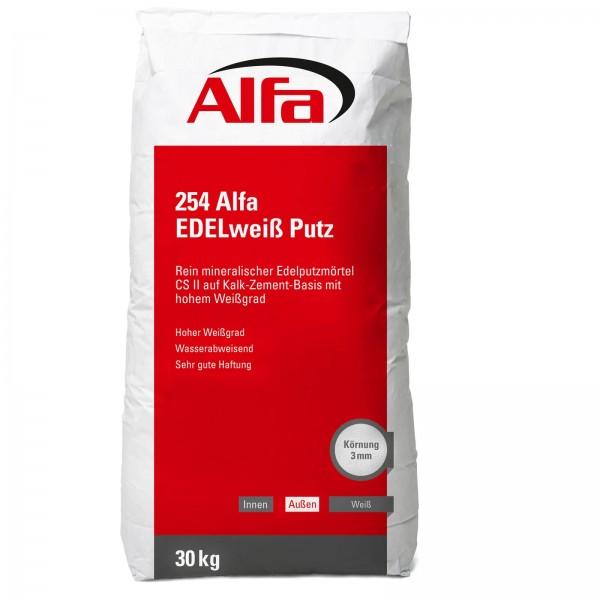 254 Alfa EDELweiß Putz