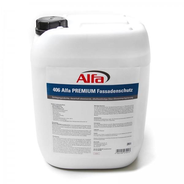 406 Alfa PREMIUM Fassadenschutz