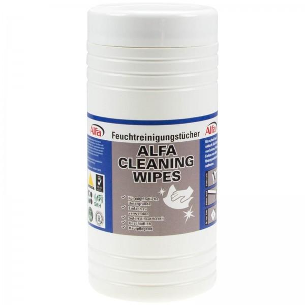 838 Alfa Cleaning Wipes (Feuchtreinigungstücher)