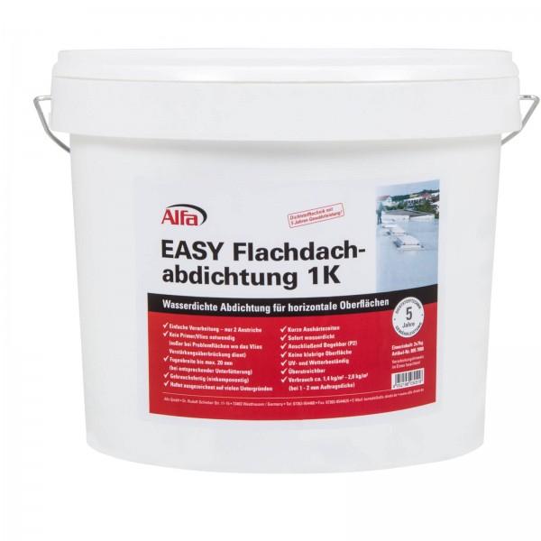 805 Alfa EASY Flachdachabdichtung 1K (Flüssigkunststoff)