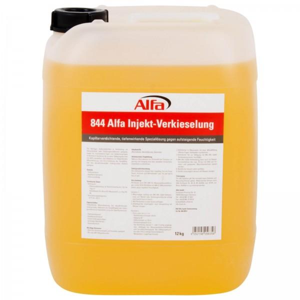 844 Alfa Injekt-Verkieselung (Horizontalsperre)